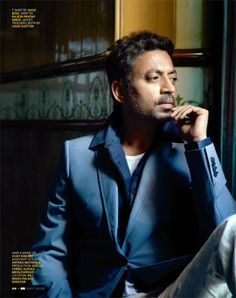 One of my favorite actors!! Master thespian. #Irrfan #Bollywood