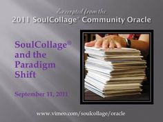 Learn about SoulCollage® and how to make your first card with Seena Frost, Founder of SoulCollage®, and Mariabruna Sirabella, Senior Trainer and Translations...