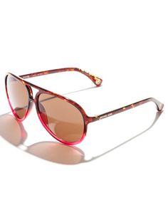 MICHAEL Michael Kors Ludlow Sunglasses.  Pink