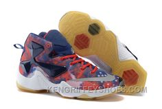 98ccdd3bea8a Nike LeBron 13 Grade School Shoes American Star Best JdnBPx