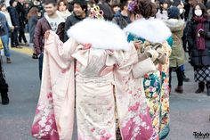 Coming Of Age Day in Japan Kimono (84)