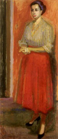 Τέτσης Παναγιώτης-Πορτραίτο