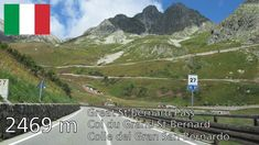 The Great St Bernard Pass in Italy. Places To See, Ss, To Go, Around The Worlds, Journey, Italy, Travel, Beautiful, Viajes