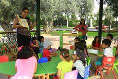 """LIMA VAGA: """"Cuentos para el otoño"""" en la Biblioteca Infantil"""