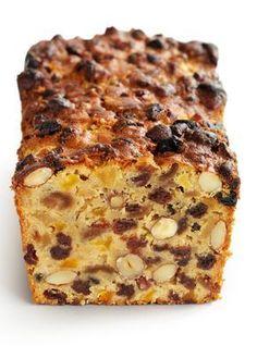 Recept på fruktkaka Pan Dulce, Swedish Recipes, Christmas Pudding, Cake Cookies, No Bake Cake, Afternoon Tea, Holiday Recipes, Cake Recipes, Food And Drink