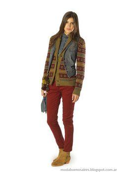 Ropa de marca Cardon moda invierno 2013