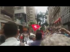 """PTistas são recebidos a gritos de 'ladrão!"""" durante panfletagem em SP"""