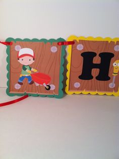 Hey, I found this really awesome Etsy listing at https://www.etsy.com/listing/204239001/handy-manny-builder-birthday-banner