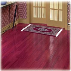 1000 images about purple heart wood on pinterest purple for Purple heart flooring
