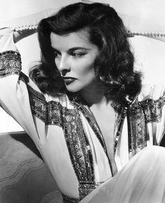 One of my favorite photos of Katherine Hepburn