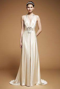 Brides: Jenny Packham - Fall 2012   Bridal Runway Shows   Wedding Dresses and Style   Brides.com