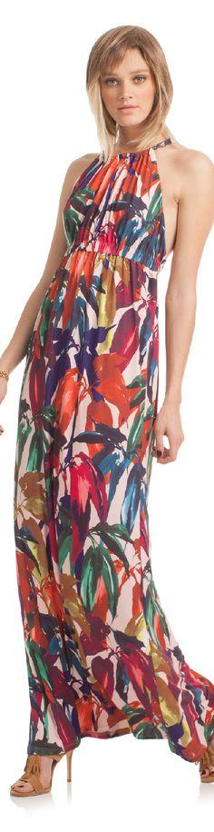 Color fashion Glam / Pre-Fall 2015 Trina Turk