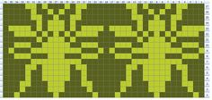 insect knit chart - Google Search