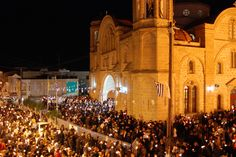 Easter celebration in Cyprus
