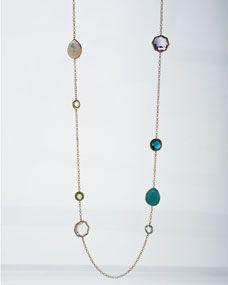 Multi-Stone Gelato Necklace