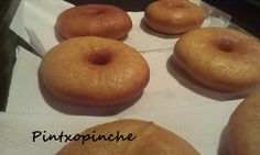 Pintxopinche. La cocina sin gluten: DONUTS SIN GLUTEN