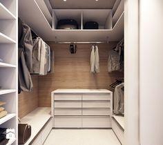 Aranżacje wnętrz - Garderoba: SIMPLE THINGS - Plasterlina. Przeglądaj, dodawaj i…