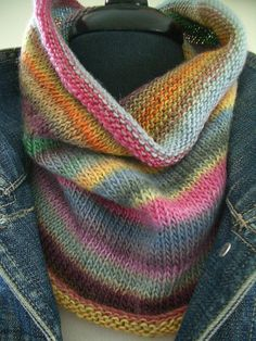Ravelry: Warm Neck & hands pattern by Andra Asars