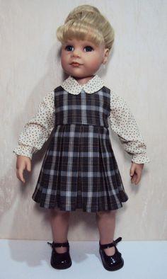 vêtement pour poupée Hannah de Gotz 50cm : Jeux, jouets par ithur