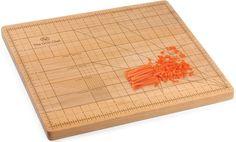 The OCD Chef Cutting Board :: ThinkGeek