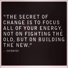 Change #quotes #life