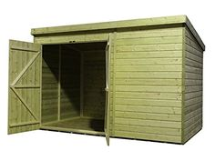 Empire Sheds P7X4DDL 7 x 4 ft Pent with Left Double Door ... https://www.amazon.co.uk/dp/B013R3IT5Y/ref=cm_sw_r_pi_dp_x_wonlybFX936EE