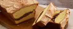 Cinnamon Streusel Cake using Duncan Hines Frosting Creations flavoring