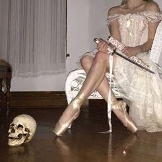 Pearl of the harem Angel Aesthetic, White Aesthetic, Ballet Shoes, Dance Shoes, Pretty Ballerinas, Come Undone, Pretty Little Liars, Vogue Paris