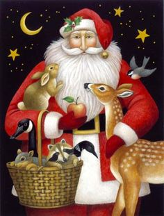 *Santa; Stephanie Stouffer*