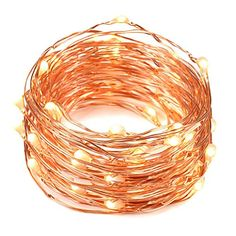 The Original Starry Copper Solar String Lights Warm White 200 Leds Outdoor Garden Holiday Christmas Party >>> This is an Amazon Affiliate link. You can get additional details at the image link.