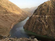 Sirvan river near the village of Hajij in the Kurdistan province, Iran. Photo by Hadi Ghorbanzadeh