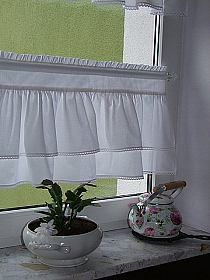 Журнал :« Gardinen Fl 384». Обсуждение на LiveInternet… na Stylowi.pl Decor, Curtains With Blinds, Fancy Curtains, Diy Curtains, Bedroom Design, Home Decor, Apartment Decor, Home Deco, Farmhouse Kitchen Design