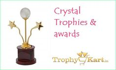 #CrystalTrophy‬ #‎GlassTrophies‬ Crystal Trophy Crystal Awards Crystal Trophies and #GlassAwards compose the perfect corporate gift. Trophykart manufactures and supplier of highest quality corporate crystal glass awards at lowest prices.