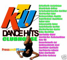 KTU Freestyle Party / 5 Disc Non-Stop Party,WorkOut,Dance Etc. Mix CD's