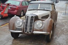 1939 BMW 327 For Sale, This 1939 BMW 327 is an excellent original example. Retro Cars, Vintage Cars, Antique Cars, Autos Bmw, Bmw E9, Bentley Car, Vespa Lambretta, Army Vehicles, Bmw Classic