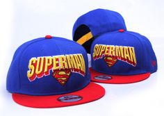 Superman Snapback Hat (14) , cheap discount  $6.9 - www.hats-malls.com