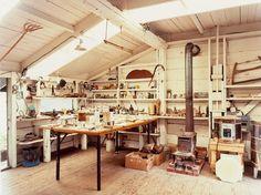 a clay studio :: studio :: workspace :: art ::