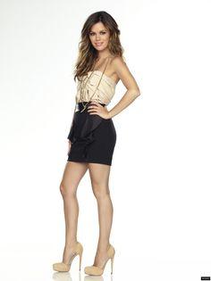 I love Rachel Bilson. Her style on hart of Dixie is so cute!