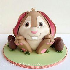Adorable bunny face