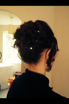 Prom Hair up
