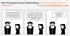 Social networking and social media are not new.