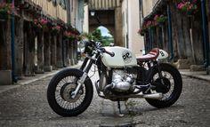PHOTOS - BMW - Bobber, Cafe Racer et autres...