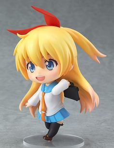 Do you love the Chitoge nendoroid from our previous post? Get her from TOM Shop!
