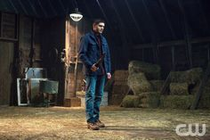 """Supernatural -- """"The Executioner's Song"""" -- Image SN1014A_0432 -- Pictured: Jensen Ackles as Dean -- Credit: Liane Hentscher/The CW --  © 2015 The CW Network, LLC. All Rights Reserved"""