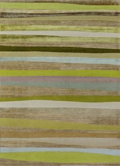 NIBA Rug Collections - Tangerino Stripe - 10x14 Living room?