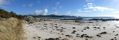 Sisters Beach in NW Tasmania is  part of the Rocky Cape National Park. Photographer - Judith Brown