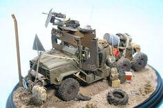 M923 A2 Gun Truck Tracktor