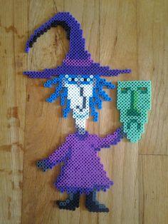 Nightmare Before Christmas perler beads by TheSleepyBear