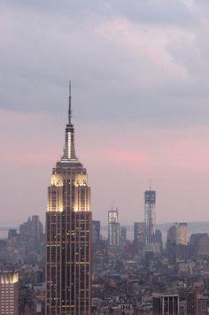 Dan Susek - New York City sunset