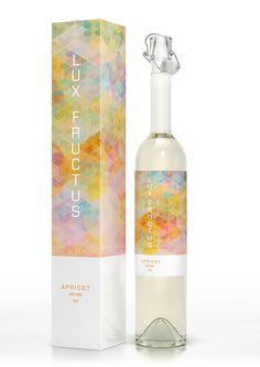 Lux Fructus Wine Packaging / Circum Punkt Design